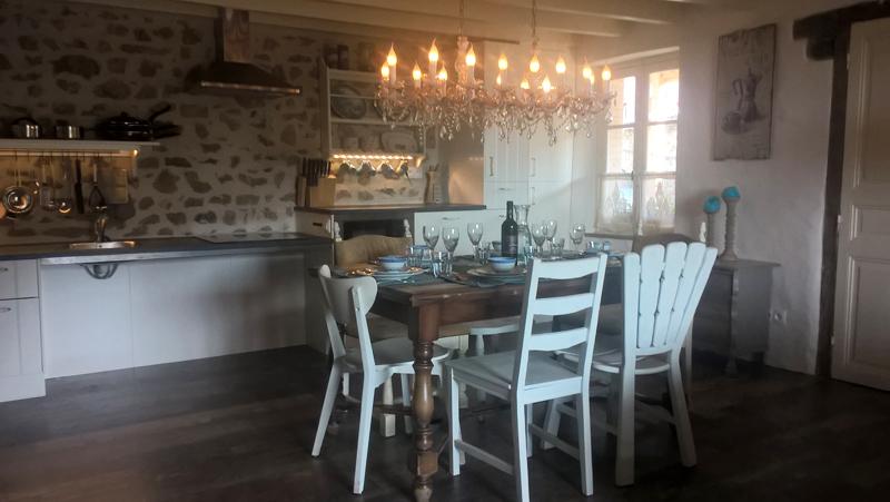 Keuken Plattegrond Open : Indeling